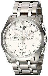 【送料無料】腕時計 ウォッチティソトレンドメンズクロノグラフスチールウォッチtissot ttrend couturier t0356171103100 mens chronograph steel watch