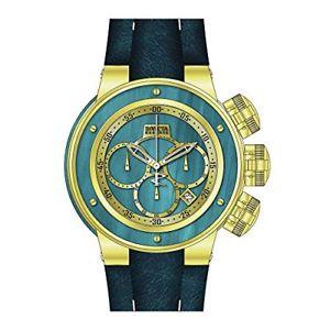【送料無料】腕時計 ウォッチリザーブレザークロノグラフウォッチinvicta reserve 24436 leather chronograph watch