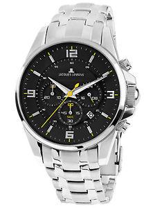 【送料無料】腕時計 ウォッチジャックルマンメンズクロノクロノグラフリバプールjacques lemans herrenuhr chronograph liverpool chrono 11799f