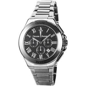 【送料無料】腕時計 ウォッチチェーザレグラフィカルネロブラック