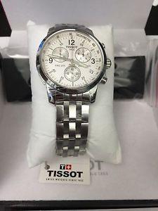 【送料無料】腕時計 ウォッチティソクロノグラフウォッチbrand tissot t17158632 prc200 chronograph watch