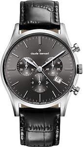 【送料無料】腕時計 ウォッチクロードベルナールクロノグラフニンclaude bernard sophisticated classics chronograph 10218 3 nin