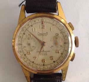 【送料無料】腕時計 ウォッチdreffa montre chronographe suissemontre chronographe dreffa suisse