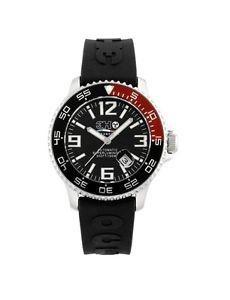 【送料無料】腕時計 ウォッチイタリアオーシャンダイバーウォッチorologio 3h italia ocean diver 46mm acciaio automatic watch refods1rn