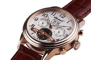 腕時計 ウォッチサンノゼingersoll in2001rwh san jos autom 45mm