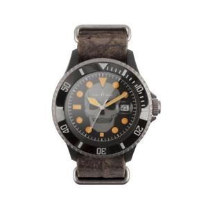 【送料無料】腕時計 ウォッチアルneues angebotsls01or orologio toy watch skull on fire uomo alimentazione al quarzo batteria