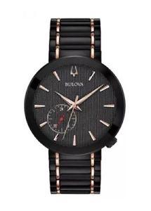 【送料無料】腕時計 ウォッチラテングラミーエディションメンズブラックローズゴールドウォッチ