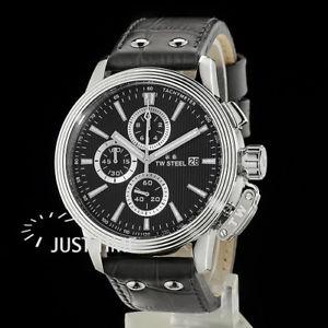 【送料無料】腕時計ウォッチスチールメンズクロノグラフtwsteelce7001ceoadessoherrenchronographneu