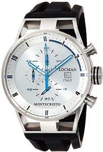 【送料無料】腕時計 ウォッチモンテクリストクロノグラフlocman mod montecristo chronograph 051000agfbl0sik