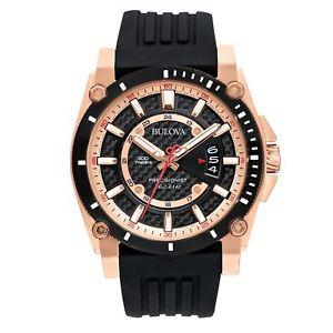 【送料無料】腕時計 ウォッチメンズウオッチメーカーbulova 98g152 mens precisionist wristwatch