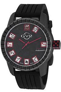 【送料無料】腕時計 ウォッチメンズラッキーカードデザインゴム