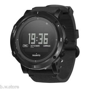 【送料無料】腕時計 ウォッチカーボンorologio suunto essential carbon ref ss021215000