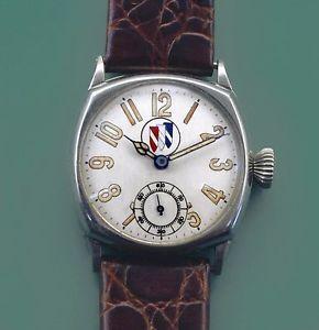 【送料無料】腕時計 ウォッチヴィンテージビュイックアドバタイズメントスイスアンティークウオッチ