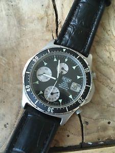 【送料無料】腕時計 ウォッチクォーツクロノグラフheuer 2000 quartz chronograph