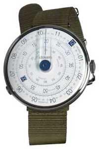 【送料無料】腕時計 ウォッチウォッチklokers klok 01 blue head lichen klok01d41klink03mc2 watch 19