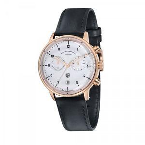 【送料無料】腕時計 ウォッチハンスクロノメンズウォッチdufa uhr hannes chrono df900304 herrenuhr 40 mm