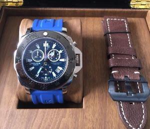 【送料無料】腕時計 ウォッチヘルパークロノダイバークラシックウォッチhelfer chrono diver classic watch