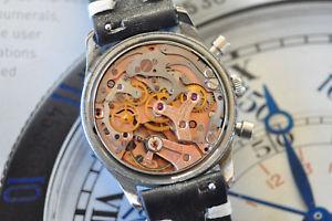 ed5923a5b56d 腕時計 ウォッチビンテージアルファタキメータークロノグラフカウンタ ...