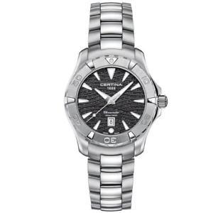 【送料無料】腕時計 ウォッチアクションスチールケースクオーツcertina womens ds action 343mm steel case quartz watch c0322511105109