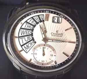 腕時計 ウォッチポルトフィーノメンズクオーツドルcharmex portofino mens quartz watch 2375  approximately  mfsrp 1495