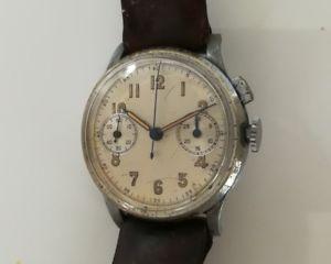 【送料無料】腕時計 ウォッチヴィンテージクロノグラフプリンタプッシャー