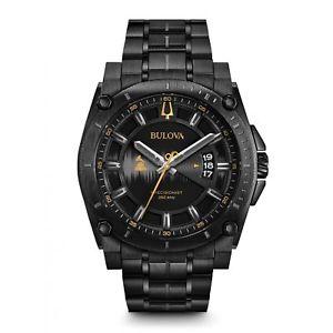 腕時計 ウォッチメンズグラミーウォッチbulova 98b295 special grammy edition mens precisionist watch