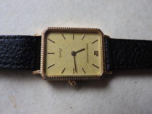 【送料無料】腕時計 ウォッチビンテージneues angebotvery rare vintage girard perregaux early quartz watch stunning condition