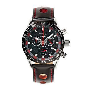 【送料無料】腕時計 ウォッチジャンアレジクロノグラフウォッチワイドmontegrappa limited edition jean alesi chronograph watch only 300 worldwide