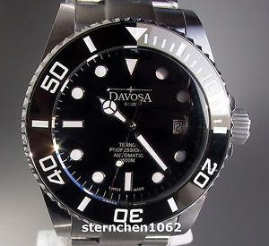 【送料無料】腕時計 ウォッチプロフェッショナルスチールdavosa * ternos professional * ref 16155995 * automatik * stahl