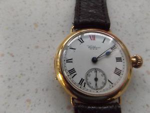 7dc817fc82 送料無料】腕時計 ウォッチウォルサムwaltham 18ct gold icers ...