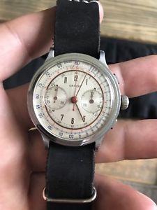 【送料無料】腕時計 ウォッチヴィンテージクロノグラフlancet vintage chronograph 40 mm