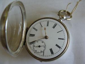 【送料無料】腕時計 ウォッチポケットウォッチシルバーalte groe taschenuhr 800 silber um 1850 mit schlssel