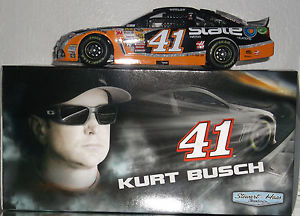 【送料無料】模型車 モデルカー スポーツカー#ヒーター#2015 kurt busch 41 state water heaters 124 car452 of only 637 made ships fast