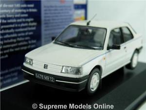 【送料無料】模型車 モデルカー スポーツカープジョーコーラスモデルブランシュpeugeot 309 chorus car model blanche 143 corgi vanguards va11607b 1980039;s t34z