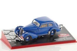 【送料無料】模型車 モデルカー スポーツカーホチキスモンテカルロネットワークwrc hotchkiss 686gs trevoux monte carlo 1949 143 ixoaltaya