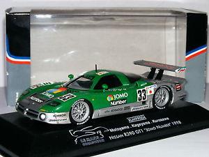 【送料無料】模型車 モデルカー スポーツカーオニキスグアテマラルマン#エドonyx xlm99004 nissan r390 gt1 jomo 1998 le mans 33 ltd ed 143
