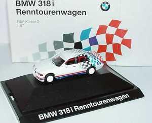 【送料無料】模型車 モデルカー スポーツカーコースツーリングクラッセ187 bmw srie 3 318i e36 voiture de course touring fisa classe 2 dealeredition