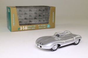 【送料無料】模型車 モデルカー スポーツカージャガータイププロトタイプアルミbrumm r148; jaguar d type; prototype, aluminium finish; 143; excellent boxed