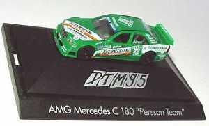 【送料無料】模型車 モデルカー スポーツカーメルセデスベンツクラッセ187 mercedesbenz classe c dtm 1995 persson kuemmerling 22 uwe alzen herpa