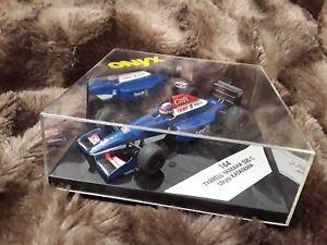【送料無料】模型車 モデルカー スポーツカーオニキスコレクションタイレルヤマハonyx f1 collection tyrell yamaha 020c ukyo katayama