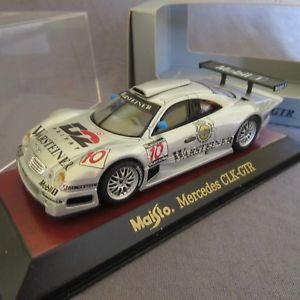 【送料無料】模型車 モデルカー スポーツカーメルセデス#ナニーニボックス14f maisto 31504 mercedes clk gtr 10 fia gt 1997 nannini 143 box