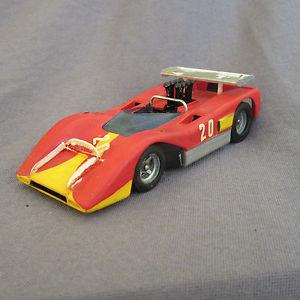 【送料無料】模型車 モデルカー スポーツカー60esolido 176マクラレンm8b 20ベル196914360e solido 176 mclaren m8b 20 can am bell 1969 repaint 143