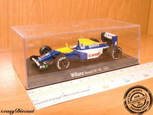 【送料無料】模型車 モデルカー スポーツカーウィリアムズルノーフォーミュラ#ミントwilliams renault fw14b formula 1 f1 1992 143 5 mint