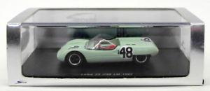 【送料無料】模型車 モデルカー スポーツカースパークスケールモデルカー#ルマンspark 143 scale resin model car s0253  lotus 23 48 le mans 1962