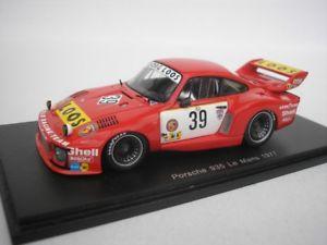 【送料無料】模型車 モデルカー スポーツカーポルシェ#ルマンスパークporsche 935 39 le mans 1977 t hezemans 143 spark s4690