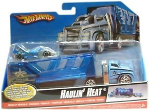 【送料無料】模型車 モデルカー スポーツカーホットホイールhot wheels haulin039; heat