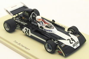 【送料無料】模型車 モデルカー スポーツカースパークモデルスケールサーティース#グランプリspark models 143 scale s4001 f1 surtees ts14 24 us gp 1972 schenken