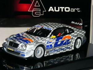 【送料無料】模型車 モデルカー スポーツカーベンツベルントシュナイダー#autoart 60031 mercedesbenz clk bernd schneider 2000 dtm 1 143