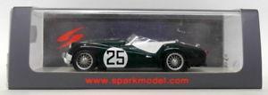 【送料無料】模型車 モデルカー スポーツカースパークスケール#ルマンspark 143 scale resin s1395 triumph tr3 s 25 le mans 1959 jopp stoop