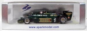 【送料無料】模型車 モデルカー スポーツカースパークモデルスケールチームロータス#ロングビーチグランプリspark models 143 scale resin s1851 team lotus 79 1 4th long beach gp 1979
